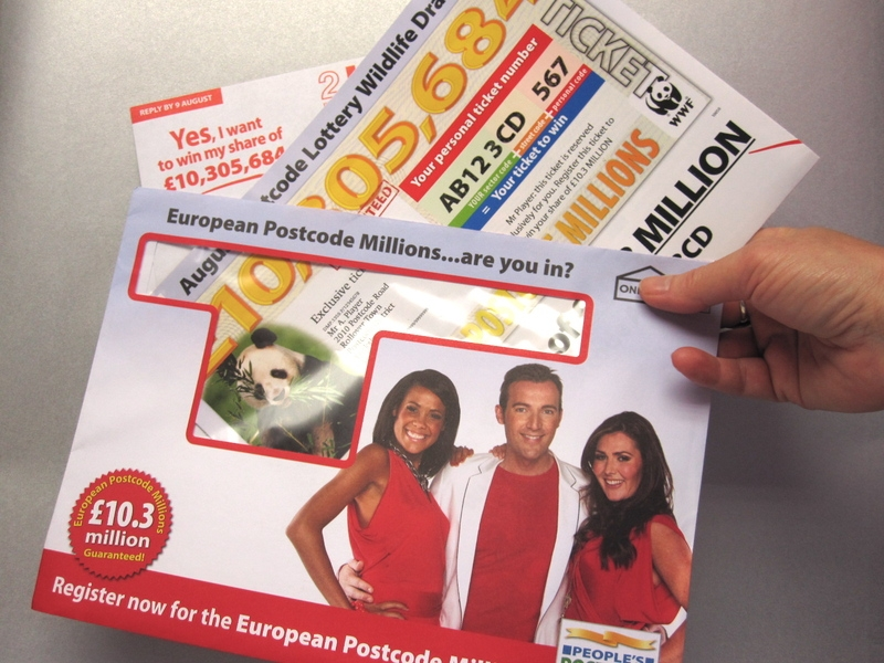 how to play postcode lottery